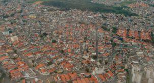 Бразилия с высоты