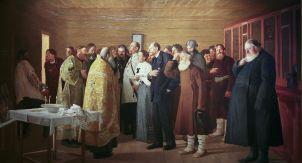 Как Николай Орлов писал русских мужиков