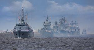 Кронштадт. Главный военно-морской парад