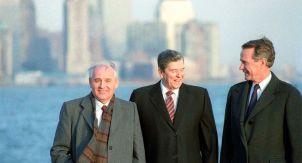 В чем состояла главная ошибка Горбачева