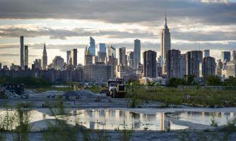 Нью-Йорк после урагана «Ида»