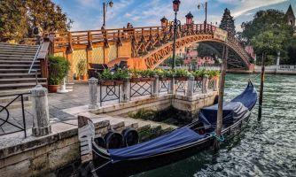 Заря над Венецией