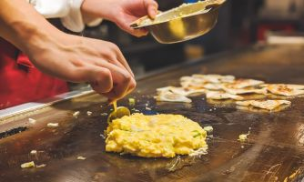 Кухня с яйцами