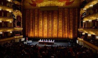 Сбор трупов в Большом театре