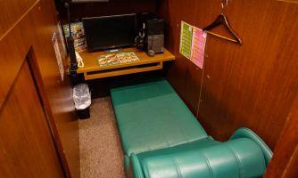 Крохотная комнатка для личных дел