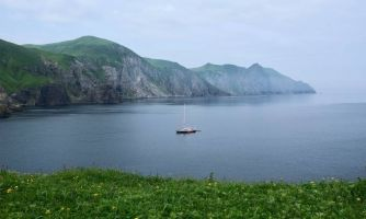 По Курильским островам на яхте. История для оптимистов