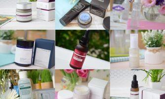 10лучших косметических продуктов для лица