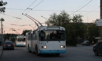 Уровень транспортной мимишности в уральской столице