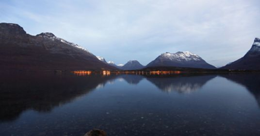Никогда ещё норвежцы так не радовались плохой погоде
