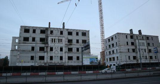 Уничтожается заповедник конструктивизма на Русаковской