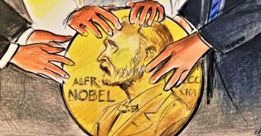 Нобелевскую премию основал «торговец смертью»?