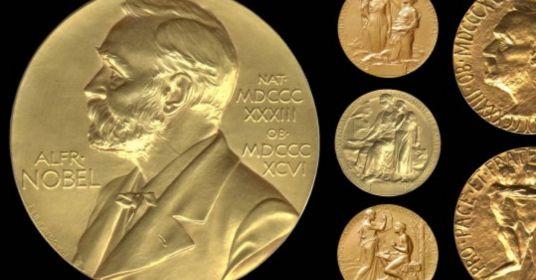 Русские художники и Нобелевка