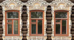 Насколько стара традиция русских резных наличников