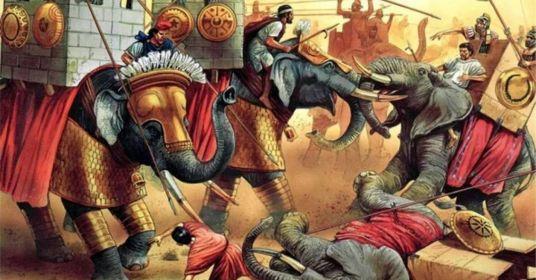 Римляне-живодёры