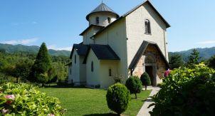 Самый главный монастырь Черногории
