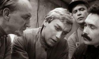 Гражданская война в советском кино