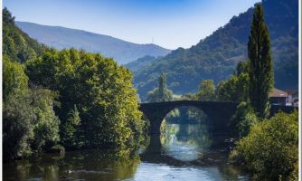 В стране басков. Сен-Жан-Пье-де-Пор