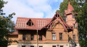 Дача княгини М. К. Кугушевой