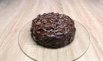 Шоколадный торт для любой диеты