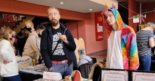 «Один мой день на гик-ярмарке в Томске»