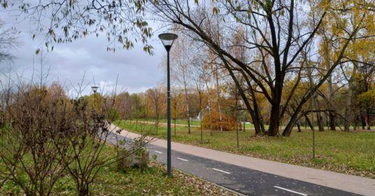 Парк Яуза