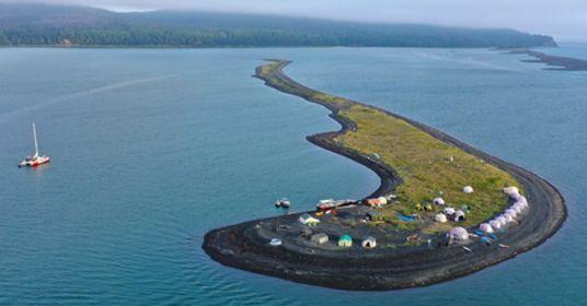 Киты Шантарских островов: часть 1