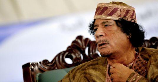 10 лет со дня убийства Каддафи и отказ от атомной бомбы