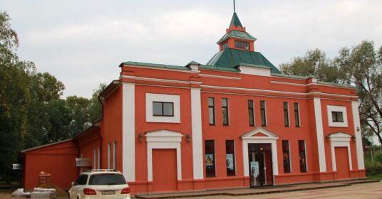 Осташков. Центральная и южная части города