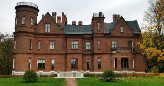 Замок Щербатовых