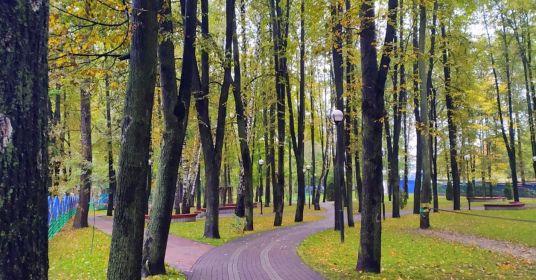 Осень в Подмосковье