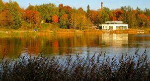 Золотая осень в Сортавале