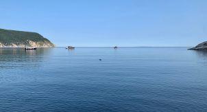 Шантарские острова. Бухта Врангеля