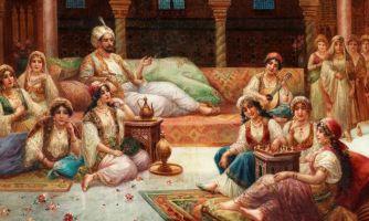 Гарем султана. Как всё устроено