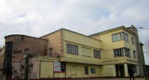 Посёлок Свердловский. Лукино-Варино