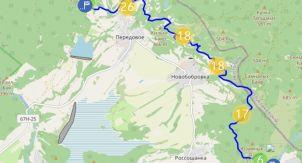 По Большой Севастопольской тропе