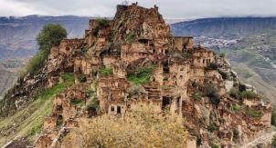 Гамсутль — дагестанский Мачу Пикчу