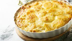 Французские мотивы. Печём картофельный гратен