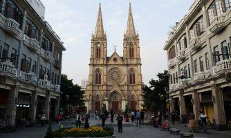 Самый большой католический собор в Азии