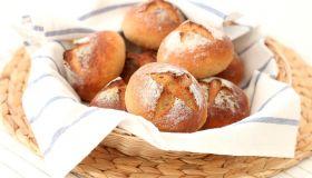 Картофельные булочки из спельтовой муки
