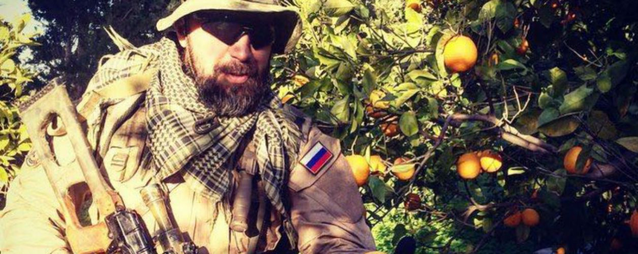 Русский спецназ в Сирии. Разоблачение недалёкого музыканта