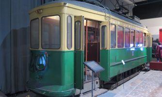 На следующей не сходят. Музей трамваев в Хельсинки