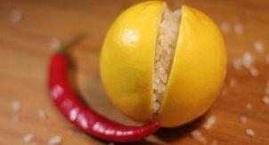 Насыпь мне соль! Делаем солёные лимоны