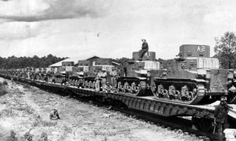 Средний американец. Medium Tank M2