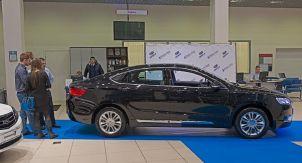 Geely Emgrand GT теперь в России