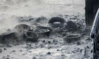 Дым над Крещатиком. Евромайдан