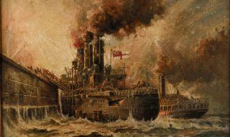 Самая неудачная операция британского флота