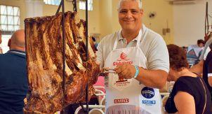 Рёбрышки по-пастушьи. Массовое барбекю в Бразилии