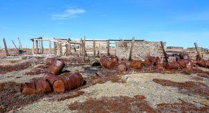 ГУЛАГ на Чукотке. Путешествие по руинам Чаунлага