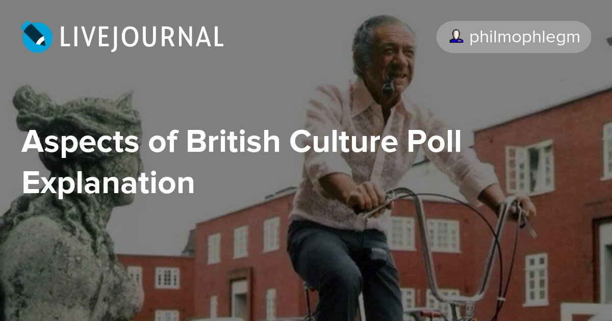 aspects of british culture British culture - background language the most distinct aspect of british culture is that english is the native language the vocabulary of english is the largest of any language almost 1,000,000 words.