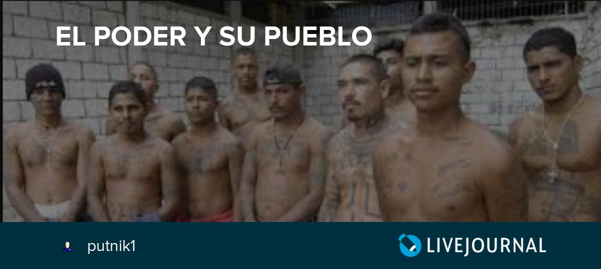 EL PODER Y SU PUEBLO
